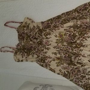 Anthropologie Vintage Style Elevenses Dress 8